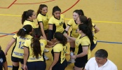 Voleibol SS.CC. Manquehue vs. Mayor Tobalaba (Damas Honor Superior) 18/03/17